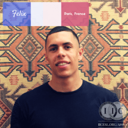 New Student Profile: Felix